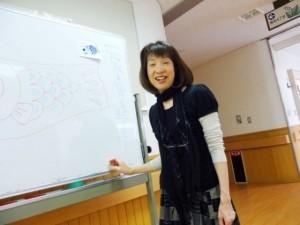 樽岡久美子先生