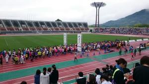 リレーマラソン②