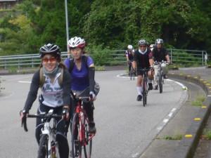合同サイクリング